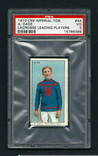 PSA 3 1910 C59 LaCROSSE CARD #44 A. DADE