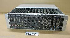 Console Rack Amek I.O + 16 cartes DR50 / DR30 / DR20 / DR40 / DR10 / dr70