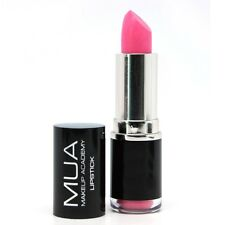 MUA MAKEUP  Lipstick Smooth RED PINK NUDE BARE JUICY NEW AND SEALED PEACH
