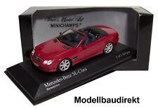 Mercedes Benz SL Cabrio Bj 2001 1:43 Minichamps 400031032 NEU & OVP