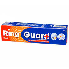 10x Ring Guard Cream-ringworm,Jock Itch,Athlete foot,Eczema,skin infections-20g