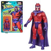 "Marvel Legends Retro 3.75"" Magneto Kenner Hasbro X-Men Figure NIB - In Stock"