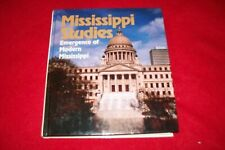 Mississippi History-Studies in Modern Mississippi,Bernard Cotton