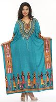 New Long Kaftan dress Hippy Boho Maxi,Free Size Women Caftan Top Dress Gown