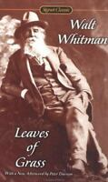 Leaves of Grass (Signet Classics) by Whitman, Walt