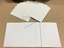20pk Blank White DIY Cards & Envelopes C6 Size Craft Wedding Party Invitation