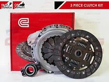FOR VW POLO 6N2 1.6 GTi UPRATED 3 PIECE SPORTS PERFORMANCE CLUTCH KIT BRAND NEW