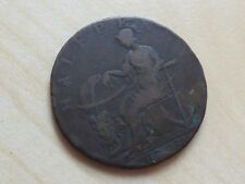 R. Campin Haberdasher Norfolk Norwich Half-Penny Token 1793 Goat L (myrefn8210B)