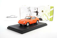 #06033 - Autocult DAF 40 GT - orange - 1:43