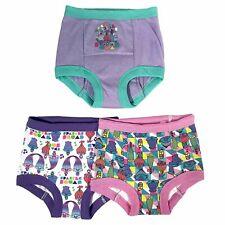Universal Trolls 3-Pack Toddler Girl Training Pants
