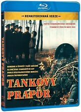 Tankovy Prapor / Tank Battalion 1991 Czech Comedy Blu-ray Remastered vers.