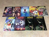 DOCTOR ZERO #1,2,3,4,5,6,7,8,8 LOT OF 9 COMIC NM 1988-1989 EPIC