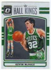 2016-17 Donruss Optic Basketball Hall Kings #29 Kevin McHale Celtics