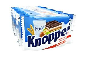 32x Knoppers hazelnut wafers from Germany 🍬 800g | 1.76lbs ✈ TRACKED SHIPPING