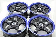 15 wheels rims Yaris Ion Civic Prius C Aveo Cobalt CRX Del Sol Rio 4x100 4x114.3