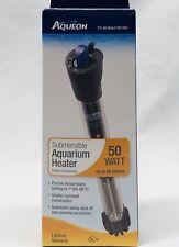 Aqueon Submersible Aquarium Heater 50 Watt for Aquariums up to 20 Gallons