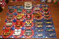 DALE EARNHARDT JR +26 MORE CARS WINNER'S CIRCLE LOT OF 27 1:64 SCALE NIP