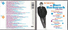 2 CD 50T THE LOOK OF LOVE BURT BACHARACH COLLECTION WARWICK/COSTELLO/JACKSON...
