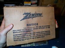 Zenith Tv 9-151B Board Rf If Module Vintage In Box System 3 Repair Part in Box