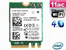+ Intel AC 8260 8260NGW Dual Band 867Mbit/s WLAN+Bluetooth 4.2 PCIe M.2 NGFF +