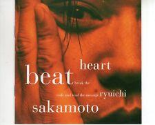 CD RYUICHI SAKAMOTOheartbeatHOLLAND 1992 EX-  (B2832)