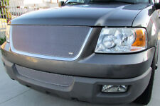 Grille-MX Upper Insert GRILLCRAFT FOR1205S fits 03-06 Ford Expedition