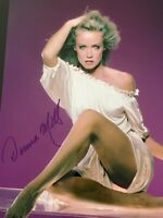 Signed DONNA MILLS 11x14 PSA Beckett Guarantee Knots Landing TV Autograph + COA