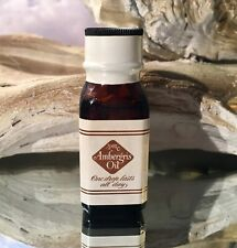 *AMBERGRIS OIL by CASSWELL MASSEY* *15 ML OIL* *RARE AMBERGRIS* *HARD TO FIND*
