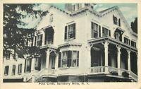 Auburn C-1910 Pine Crest Salisbury Mills New York postcard 10934