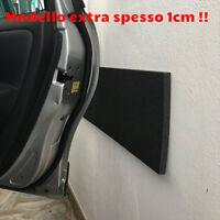 PROTEZIONE ADESIVA IN GOMMA GARAGE AUTORIMESSA BOX fascia PORTIERE AUTO 20x200cm