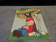 Dell comics Looney Tunes #186 (1957)