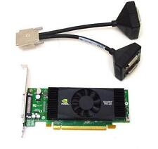 NVIDIA Quadro NVS420 512MB Video Graphics Card Gen 2 VHDCI to Quad SL 4 DVI