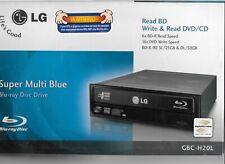 LG Super Multi Blue Blu-Ray Disc Drive 16X DVD Write 6X BD-R Read - New