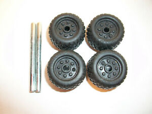 mecanno small wheels