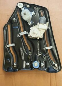 BMW 3 Series E93 Cabriolet drivers side Rear window regulator lifter right o/s