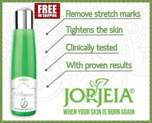 Jorjeia Mission 1 Remove Stretch Marks & Tightens The Skin 220 ml FREE P&P