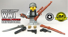 Brickarms Central Powers Weapons and Accessory Pack for Lego Minifigures
