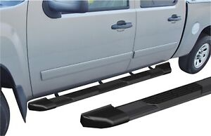 Running Board Xtremeline 6 in. Oval Cab Length Rampage 16190