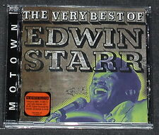 The Very Best of Edwin Starr CD 1998 US-IMPORT Motown MINT
