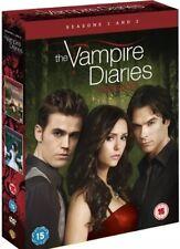 The Vampire Diaries complete season 1-2 series 1-2.....