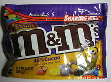 (1kg = 26,20 €) M&M´s DARK CHOCOLATE PEANUT im sharing size bag ++ 286,3 gr  ++