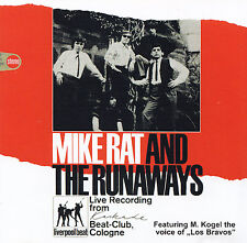 MIKE RAT AND THE RUNAWAYS - CD - SAME  ( 1999 )