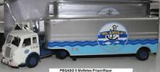 PEGASO II « Mofletes » Camion Semi Remorque EL ANCLA 1/43 Neuf en Boite