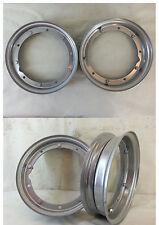 1 cerchio grigio PIAGGIO vespa special PK-PX LML star 125/150/151/200 APE 50