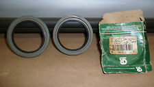 21769 CR QTY. 2  OIL SEALS      CHEVY TRUCK   C3500       NOS