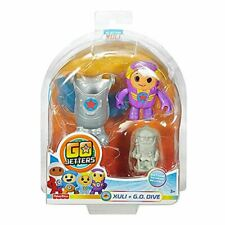 Go Jetters Basic Click-On Xuli + G.O. Dive