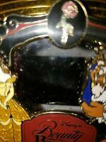 Disney Beauty & The Beast Movies Actual Film Cel Piece Rare Scene A LE Pin 06