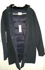 Wrangler Womens Black Parka Coat Size 12