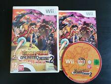 NINTENDO Wii : one piece unlimited cruise 2 - l'éveil d'un héros