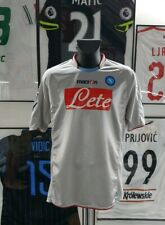 Maillot jersey shirt maglia camiseta Naples Napoli cavani 2010 2011 PSG XL